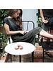 Poudre Organic shirt korte mouw LIN  - 100% biologisch katoen - donker groen - 1m tm 14 jaar