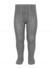 Condor katoenen maillot - brede rib - grijs gemeleerd - 50 tm 180 cm