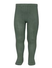 Condor katoenen maillot - brede rib - liquen  - 50 tm 180 cm
