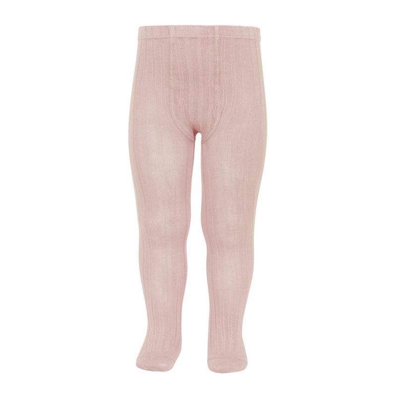 Condor katoenen maillot - brede rib - oud roze - 50 tm 180 cm