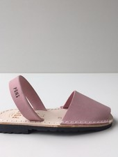 Pons  children's avarca sandal DUNA - candy pink - 26 to 35