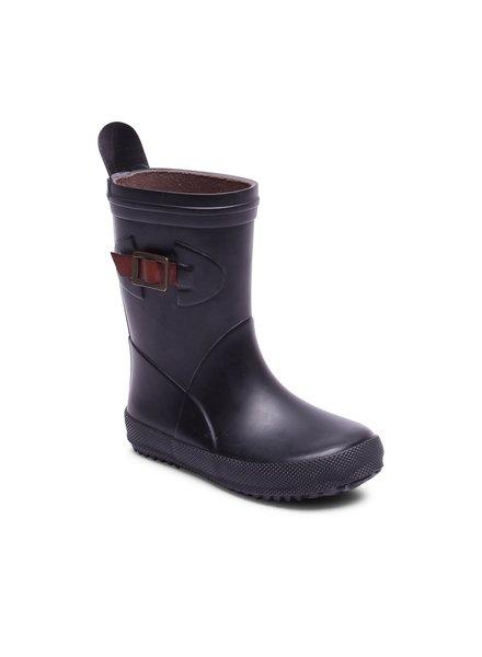 BISGAARD regenlaars kind en dames SCANDINAVIA - natuur rubber - zwart - 22 tm 41