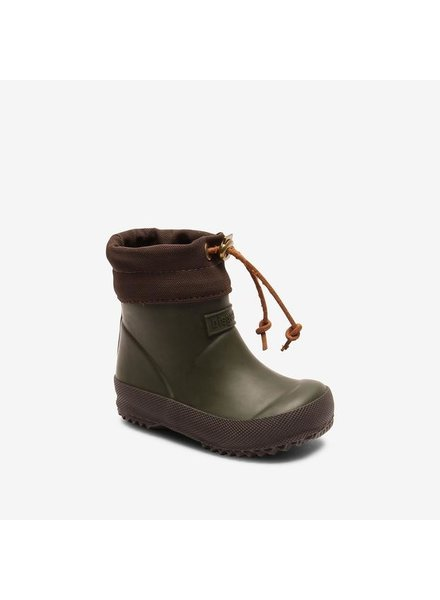 BISGAARD wellies THERMO BABY - natural rubber - 20 to 28