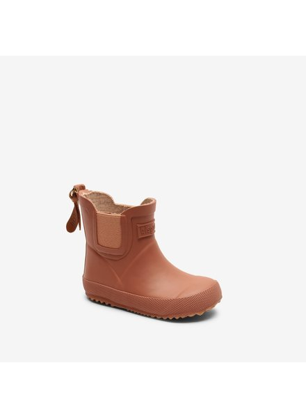 BISGAARD rain boot BABY BASIC - natural rubber - 21 to 28 pink