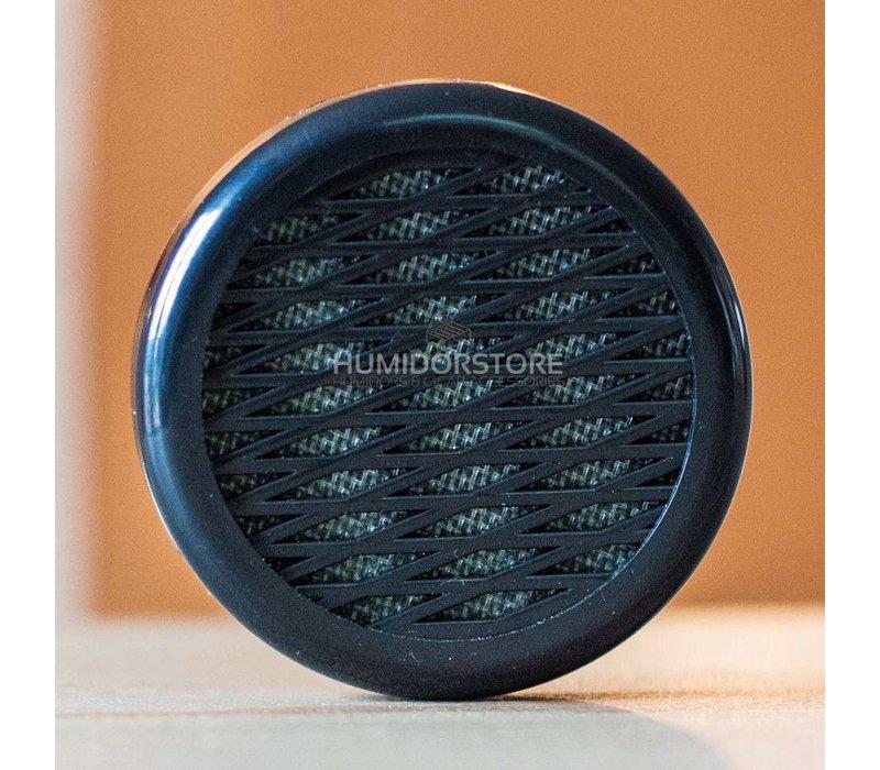 Black humidifier with sponge