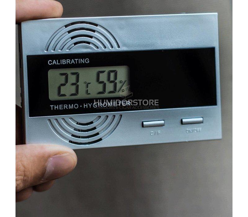 Digital hygrometer Luxe