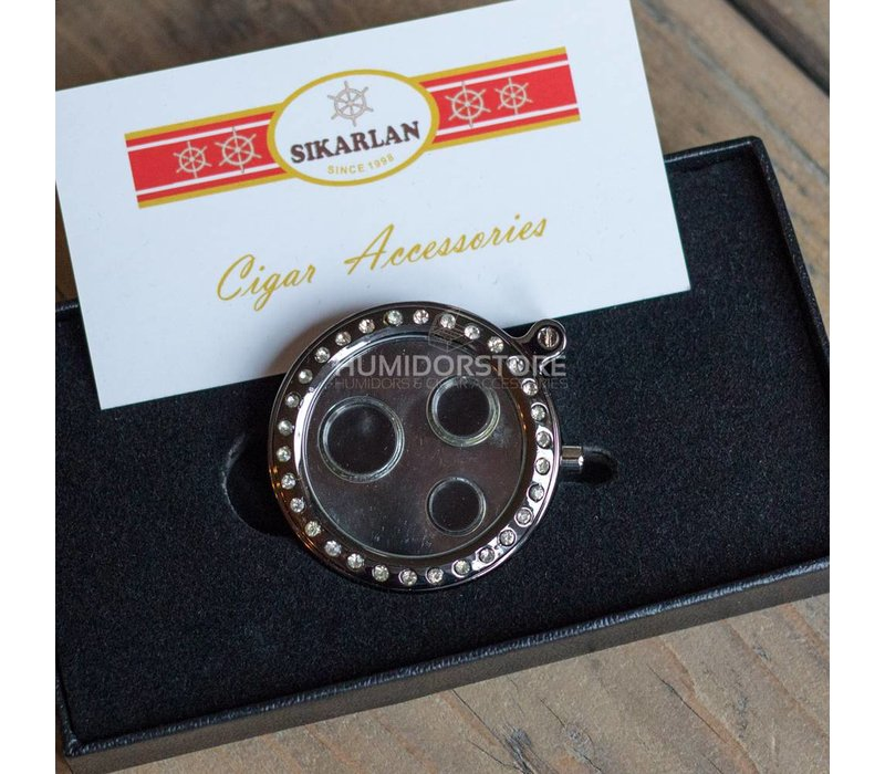 Cigar punch Triple Bullet