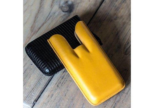 Leather cigar case Luton