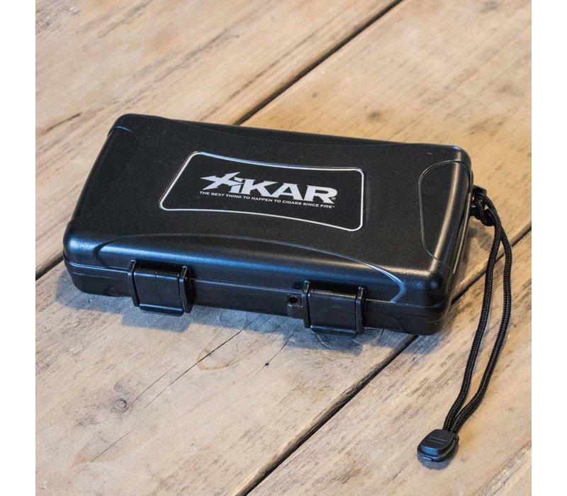 Xikar travel humidor - 5 cigars