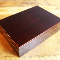 Humidor Westminster Dark Brown