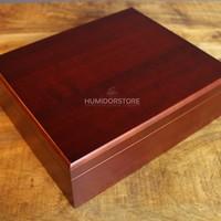 Humidor bookwill - Cherry set