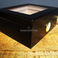 Humidor Kensington black