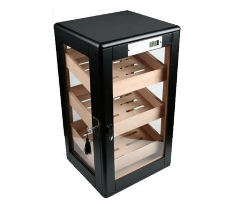 Humidor Cabinet The General black