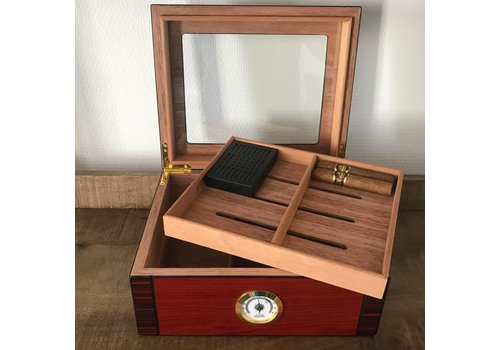 Humidor The Boss Cherry