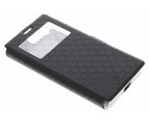 Schwarze Rauten-Hülle für Sony Xperia X Compact