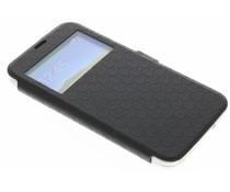 Schwarze Rauten-Hülle für Samsung Galaxy S5 (Plus)/Neo