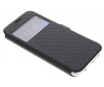 Schwarze Rauten-Hülle für Samsung Galaxy S7