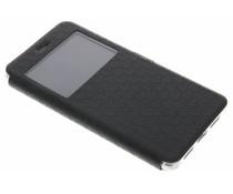 Schwarze Rauten-Hülle für Huawei P9 Lite
