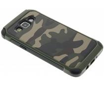 Grüne Camouflage Hardcase-Hülle für Samsung Galaxy A5