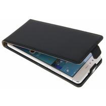 Selencia Luxus Flipcase für Huawei P9 Lite - Schwarz