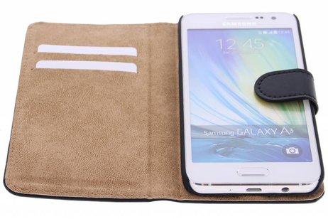 Samsung Galaxy A3 hülle - Luxus Bookcase für Samsung