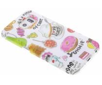 Blond Amsterdam A Piece Of Cake Softcase für Samsung Galaxy S6