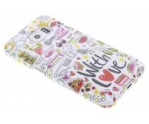 Blond Amsterdam With Love Softcase für Samsung Galaxy S6