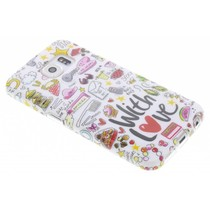 Blond Amsterdam With Love Softcase für Samsung Galaxy S6