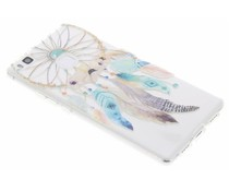 Traumfänger Watercolor TPU Hülle für Huawei P9 Lite