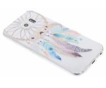 Traumfänger Watercolor TPU Hülle für Samsung Galaxy S6