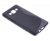 Schwarze S-Line TPU Hülle für Samsung Galaxy A5