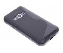 Schwarze S-Line TPU Hülle für Samsung Galaxy Xcover 3