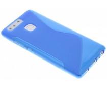 Blaue S-Line TPU Hülle für Huawei P9
