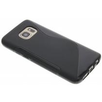 Schwarze S-Line TPU Hülle für Samsung Galaxy S7