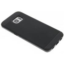 Schwarzes TPU Protect Case für Samsung Galaxy S7 Edge