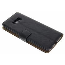 Knitterleder Booktype Hülle für Samsung Galaxy S8 Plus