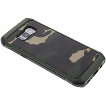 Camouflage Hardcase-Hülle für Samsung Galaxy S8 Plus