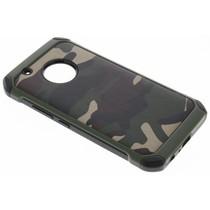 Camouflage Hardcase-Hülle für Motorola Moto G5 Plus