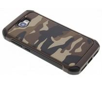 Camouflage Hardcase-Hülle für Huawei Y5 2 / Y6 2 Compact