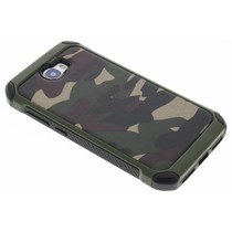 Camouflage Hardcase-Hülle für Huawei Y5 2 / Y6 2 Compact