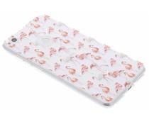 Flamingo Design TPU Hülle für Huawei P8 Lite (2017) / P9 Lite (2017)