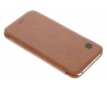 Nillkin Qin Leather Slim Booktype-Hülle für das iPhone 6/6s - Braun