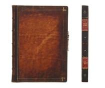 Twelve South BookBook Rutlegde für das iPad Air/Air 2 - Braun