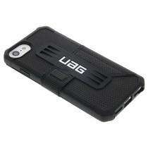 UAG Metropolis Folio Case iPhone SE (2020) /8/7 / 6(s) - Schwarz