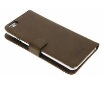 Valenta Booklet Classic Luxe für das iPhone 6(s) Plus - Vintage Braun