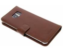 Valenta Booklet Classic Luxe für das Samsung Galaxy S7 Edge - Braun