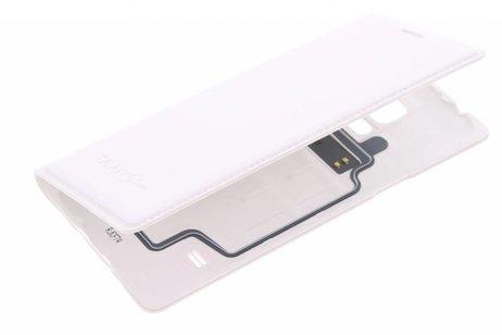 Samsung Original Flip Wallet für das Galaxy S5 Mini - Weiß