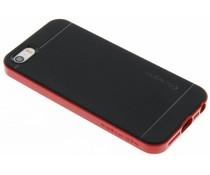 Spigen Neo Hybrid Case für das iPhone 5/5s/SE - Dante Red