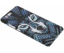 Wolf Aztec Animal Design Hardcase für das Huawei P10
