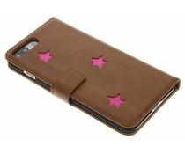Fabienne Chapot Pink Reversed Star Booktype Handyhülle für das iPhone 8 Plus / 7 Plus